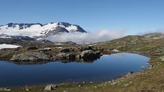 Glacier in summer (havans) Tags: gletscher norway zomer summer noorwegen glacier gletsjer