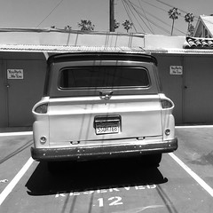 You Park, We Tow (tmvissers) Tags: sign noparking lot parking california lamesa