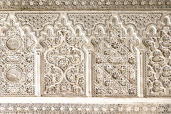 Dar Hussein - Interior detail (andryn2006) Tags: tunis tunisia medina tn
