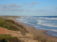 Wonderful Surf Beach (mikecogh) Tags: coast beautiful surf nature dunes waves kilcunda
