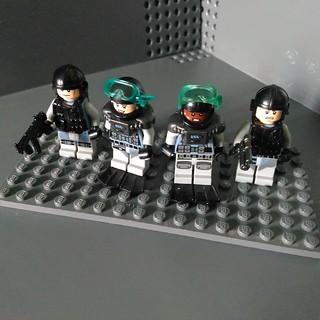 Lego Military - Navy Seals