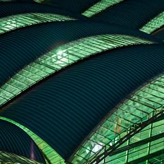 Lovaina! (m_laRs_k) Tags: leuven station gare bahnhof hss slidersunday green architexture architecture olympus penf 45mm prime