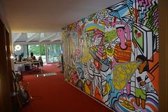 Mural at Geti Office in Geneve (MATLAKAS) Tags: streetart murals mural colors art contemporaryart newwave matlakas riccardo attanasio biennale di venezia biennaledivenezia switzerland swiss geti swissart