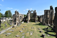 Nave, Elgin Cathedral (robin.croft) Tags: elgin cathedral ruins scotland