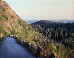 Mt. Rundemanen (Steinskog) Tags: 6x7 analog bergen fujifilm pentax67ii pro400h summer mediumformat 120mm pentax norway film
