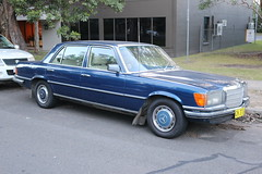 1976 Mercedes Benz W116 280SEL (jeremyg3030) Tags: 1976 mercedes benz w116 280sel car german sclass
