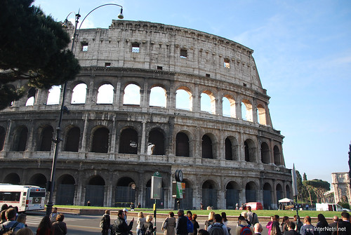 Колізей, Рим, Італія InterNetri.Net 121