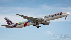 A7-BAX (tynophotography) Tags: qatar airways 777300er a7bax fifa world cup 2022 livery 77w 777 boeing