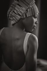 L2 (Toℓeg) Tags: black blackisblack blackbody blackmodel blackwhite african ghana ghanamodel swimwuit
