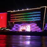 Lanzhou Bootsfahrt