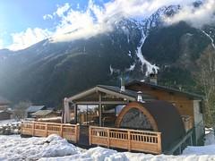 Our cozy house in Chamonix (*Backstage Photo*) Tags: maison mountain winter snow alpin alpes alps francia france window wood home house chalet chamonix hammam jacuzzi sauna spa aiguille du midi mer de glace ski