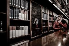encyclopédia universalis (Patrice Dx) Tags: newyork bibliothèquepublique nypl lecture salledelecture livres