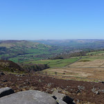 The Hope Valley from Over Owler Tor thumbnail