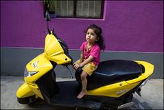 (Arindam Thokder) Tags: img0671 kid bangalore lostinthoughts street