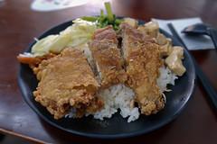 Chicken Rice (namhdyk) Tags: canon canonpowershot canonpowershotg7x food pork taiwan