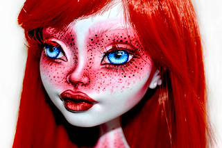 Minsooky-inspired doll
