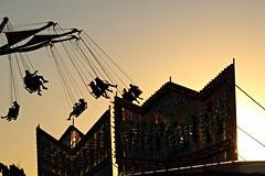 Lane County Fair 2018 (dsgetch) Tags: lanecountyfair lanecounty countyfair fair rides carnivalrides cascadia pacificnorthwest oregon pnw pnwlife willamettevalley eugeneoregon sunset silhouette shadow