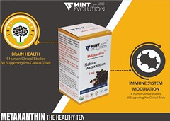 Mint Evolution Metaxanthin (mintevolution) Tags: mintevolution metaxanthin health fatigue cognitive immunity