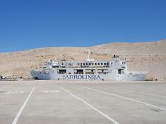 * (Reginald_9) Tags: 2012 august croatia pagisland ferry