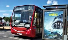 Quality Line OM20237 on route S1 Mitcham 28/07/18. (Ledlon89) Tags: bus buses london transport tfl transportforlondon londonbuses londonbus londontransport