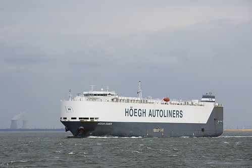 Flickriver: Most interesting photos from Hoegh Autoliners