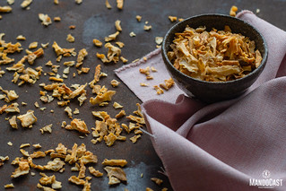 Yacon dried flakes, our peruvian superfood!