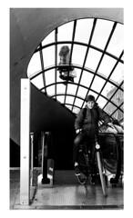 Boy cycling... (LukeDaDuke) Tags: bike bicycle biking eindhoven eindje 040 18septemberplein city citylife cityphotography urban urbanphotography urbanlife street streetphotography streetlife