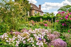 Sissinghurst Garden (Elaine 55.) Tags: photohopexpress sissinghurst nationaltrust kent gardens