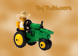 Tiny Trailblazers: Farmer