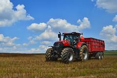 DSC_7588 (anetaležáková) Tags: summer sunset summerharvest sunnydays harvest agriculture agriphoto czechagri caseihpuma case casepuma165 caseoptum casepuma200 claas claaslexion newholland