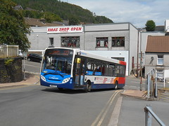 Stagecoach in South Wales 36792 (Welsh Bus 18) Tags: stagecoach southwales dennis dart slf 4 adl enviro200 36792 cn62cxc tonypandy
