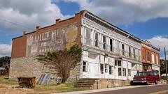 Old 0075 Building Bunceton, MO (edit) (MO FunGuy) Tags: old barns buildings rural missouri
