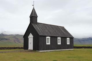 Búðarkirkja..Iceland