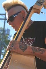 Back Alley Sinners (chearn73) Tags: robertsneep backalleysinners bassplayer concert band live canadaday winnipeg manitoba musician portrait