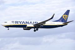 Ryanair 737-800 EI-FZL (Gideon van Dijk) Tags: lebl bcn barcelona barcelonaairport barcelonaelprat elprat el elpratdellobregat barcelonaelpratairport aviation aircraft airport airplane airlines plane planespotting planes spotting vliegtuig vliegveld luchthaven luchtvaart nikon nikond7200 d7200