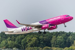 Wizz Air HA-LYB (TO) (U. Heinze) Tags: aircraft airlines airways planespotting plane flugzeug haj hannoverlangenhagenairporthaj eddv airplane nikon