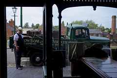 'The Shop on the Hill' (andrew_@oxford) Tags: black country museum midlands dudley shop interior commercial vehicle reenactors reenactment 1940s 1950s timeline events