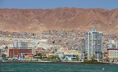 ANTOFAGASTA ::: CHILE (Pablo C.M    BANCOIMAGENES.CL) Tags: chile antofagasta ciudad city urban costa océano mar desiertodeatacama