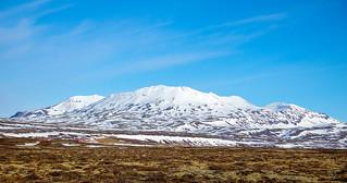 Mount Botnssúlur, Iceland