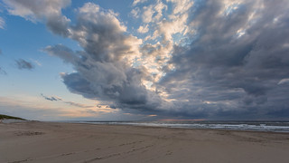 Storm is coming - Texel