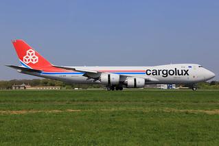 Cargolux  Boeing 747-8R7(F) LX-VCK