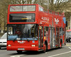 Y208NLK City Tour (martin 65) Tags: road transport public preserved preservation open opentop sightseeing city tours wrightbus optare london lothian scottish scotland edinburgh vehicle bus buses