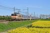 BB 7265 - 4764 Marseille-St-Charles - Bordeaux-St-Jean (lxphotostrains) Tags: colza 7200 bb7200 7265 grandsud montlaur france locomotive rail corail carmillon beton