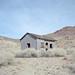 abandoned miner's cabin. mojave desert, ca. 2018.