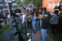 French Quarter Fest 2018 - Original Pinettes Brass Band