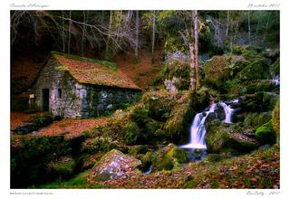 Cascade d'Auvergne - Cantal