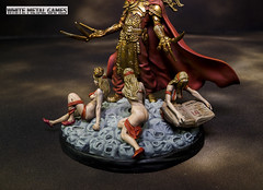 Kingdom Death Lion Knight (whitemetalgames.com) Tags: lion god knight kingdom death kindgomdeath kd kingdomdeathboardgame board game survivors monsters monster nsfw pinup pin up horror nude female females woman women girl girls lady ladies whitemetalgames wmg white metal games painting painted paint commission commissions service services svc raleigh knightdale dale northcarolina north carolina nc hobby hobbyist hobbies mini miniature minis miniatures tabletop rpg roleplayinggame rng warmongers