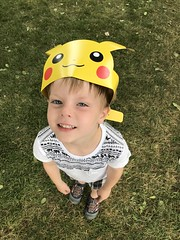 """Paul in His Pikachu Hat • <a style=""""font-size:0.8em;"""" href=""""http://www.flickr.com/photos/109120354@N07/41740371610/"""" target=""""_blank"""">View on Flickr</a>"""