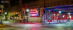Philadelphia Reading Terminal Market (Kofla Olivieri) Tags: philadelphiareadingterminalmarket adobephotoshopelements photomatixprohdr centercity philly koflaolivieri nikond7000 marketstreet longexposure night philadelphia market terminal hdr reading