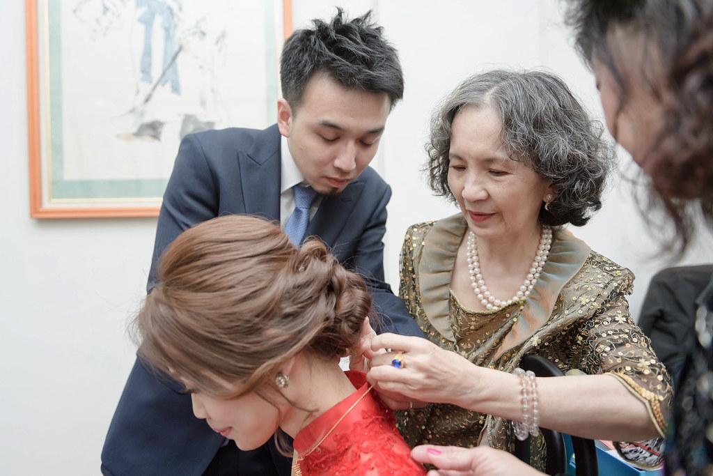 台南婚攝 - 總理大餐廳婚宴!婚禮紀錄-6